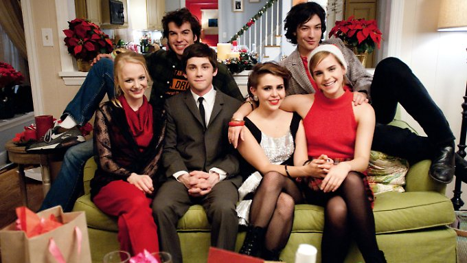 Freunde fürs Leben: Chelsea, Brad, Charlie, Mary Elizabeth, Patrick und Sam (v.l.n.r.)