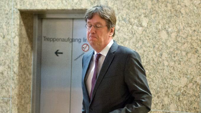 """Kachelmann kam mit seiner Klage gegen """"Bild.de"""" nicht durch."""