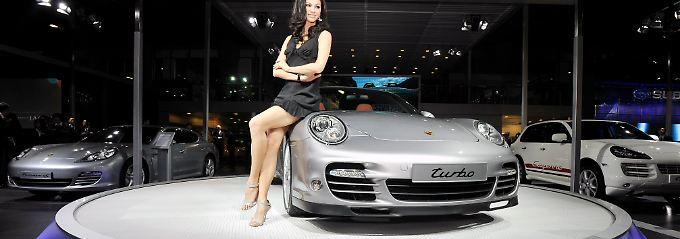 Porsche lässt sich nicht lumpen - auch wenn es um Prämienzahlungen geht.