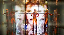 Schon Zehntausende Karten weg: Massenansturm auf Bowie-Schau