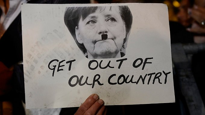 """Deutsche auf Zypern: """"Man ist böse auf Europa"""""""