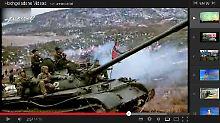 Bisher setzte Nordkorea oft auf teils gestohlene Computeranimationen. Dieses Mal kommen echte Filmszenen zum Einsatz.