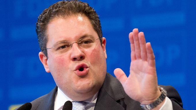 FDP-Generalsekretär Patrick Döring.