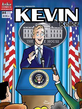 Kevin Keller hat inzwischen eine eigene Heftreihe.