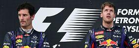 """Wird Vettel """"langfristig schaden"""": Red-Bull-Zoff erfreut Button"""
