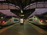 Wer mit dem Nachtzug nach Paris fährt, dem eröffnen sich neue Perspektiven.