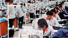 Im Gegenzug dient Kaesong dem Kim-Regime als wichtige Devisenquelle.