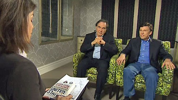 """""""The Untold History of the USA"""": Regisseur Oliver Stone im Interview"""