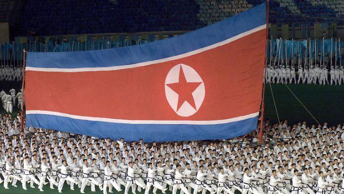 Das mysteriöse Nordkorea beunruhigt die Welt.