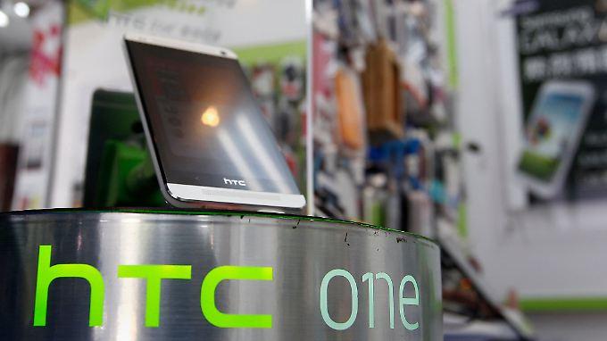 Das HTC One hätte eigentlich schon zum Jahresauftakt in die Läden kommen sollen. Doch die Zulieferer machten Probleme.