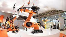 Mehr Roboter in der Produktion: VW-Pläne bescheren Kuka-Aktie Rekordhoch