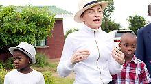 """""""Müssen sie besser behandeln"""": Madonna in Malawi abgefertigt"""