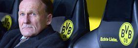 """""""Die anderen drei Klubs sind allesamt Weltspitze. Da gibt es keine Unterschiede mehr"""": Hans-Joachim Watzke."""