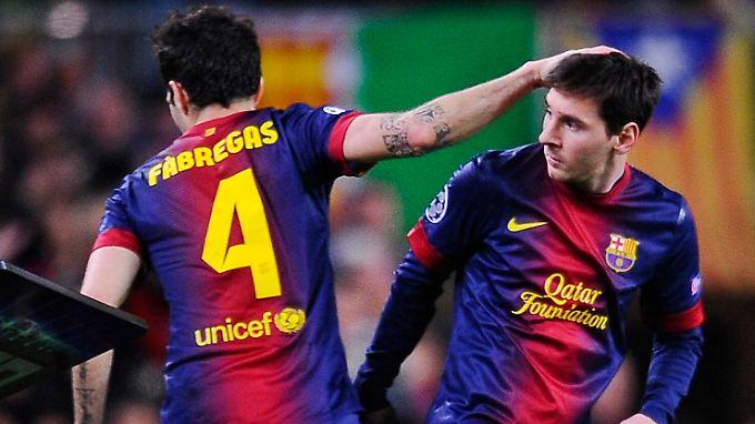 Mit ihm kam die Wende: Lionel Messi.