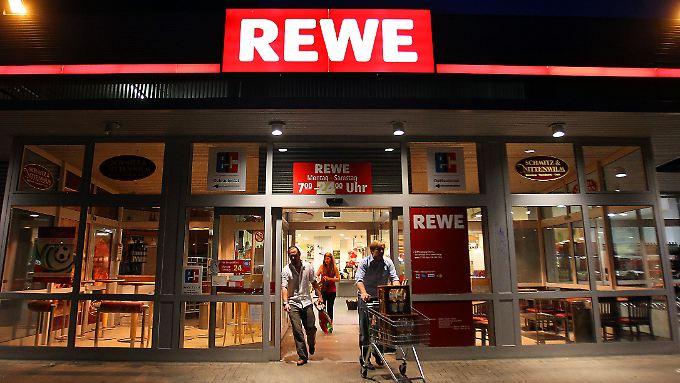 Rewe sucht eine neue Einnahmequelle in der Gastronomie.