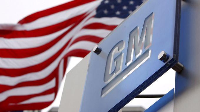 Noch hat die US-Regierung einen Fuß in der GM-Konzerntür.