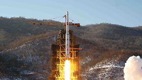 Rätseln über Nordkoreas Atomwaffen: USA relativieren Geheimdienstbericht