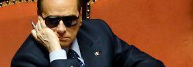 Seine Partei liegt in Umfragen vorne: Berlusconi will wieder regieren