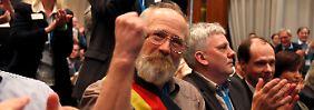 """""""Ein hohes Maß an Disziplin"""": AfD verschiebt die Diskussion"""