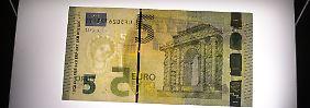 Ab 2. Mai im Geldautomaten: Jetzt kommen die neuen Fünfer