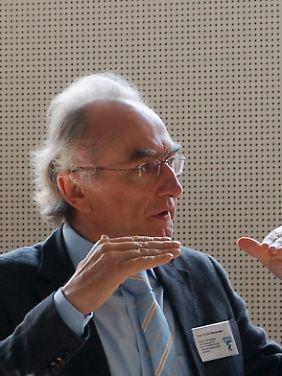 Professor Norbert Brockmeyer.