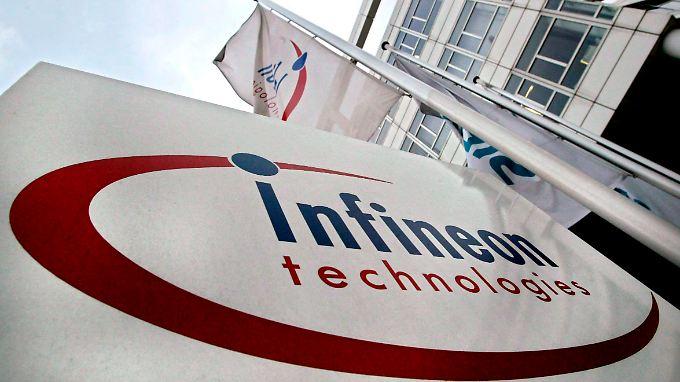 Das erste Quartal verläuft bei Infineon in der Regel schwach.