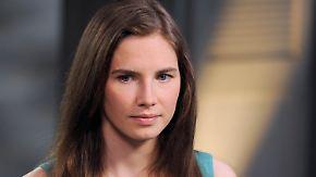 """Knox erstmals im US-Fernsehen: """"Engel mit den Eisaugen"""" beteuert Unschuld"""
