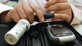 Die Folgeschäden eines Diabetes Typ 1 können durch eine gute Prophylaxe eingeschränkt werden.