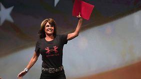 Jahrestagung der Waffennarren: NRA feiert ihren Sieg über Obama