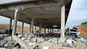 Ziele in Syrien angegriffen: Israel will Waffenlieferung an Hisbollah verhindern