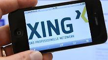 Xing ist in Deutschland der Platzhirsch unter den Karriere-Netzwerken, noch vor dem weltweiten Primus LinkedIn. Foto: Christian Charisius