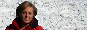 Petersberger Klimadialog: Merkel bangt um Zwei-Grad-Ziel