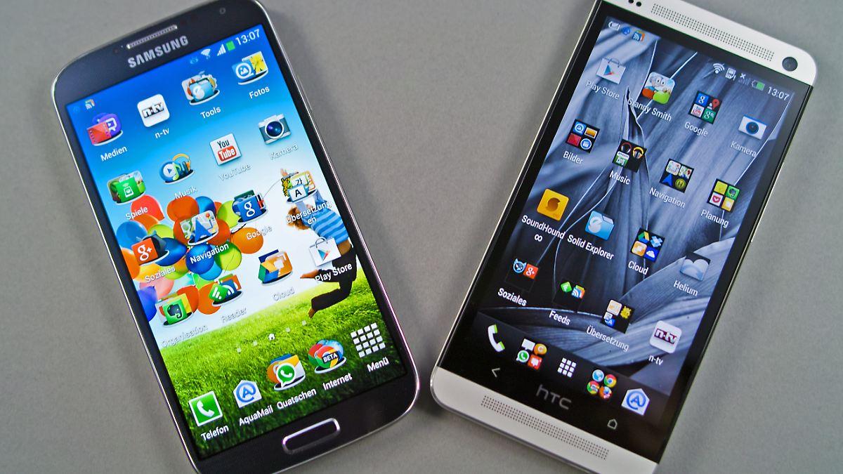 Die besten Smartphones bei Stiftung Warentest