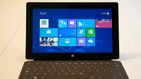 Kunden-Kritik zeigt Wirkung: Microsoft kündigt Update für Windows 8 an