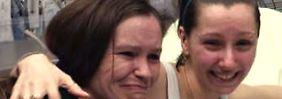 """Drei Frauen nach zehn Jahren in Cleveland befreit: """"Hallo, Polizei, helfen Sie mir"""""""