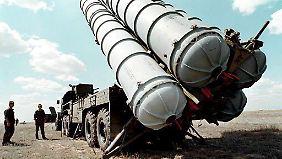 Westen besorgt über Waffendeal: Syrien will russische Abwehrraketen kaufen