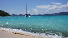 Die britischen Jungferninseln sind eines der beliebtesten Ziele für Steueroptimierer und Steuerbetrüger.