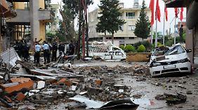 Die Bomben töten 46 Menschen.