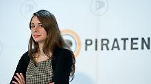 """Katharina Nocun erzählt von den Piraten: Schon """"viele Antworten gefunden"""""""