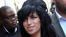 Einfach mal die Gosche halten: Amy Winehouse.