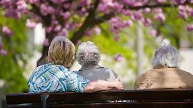 Demografie-Gipfel in Berlin: Regierung berät über Alterung der Gesellschaft