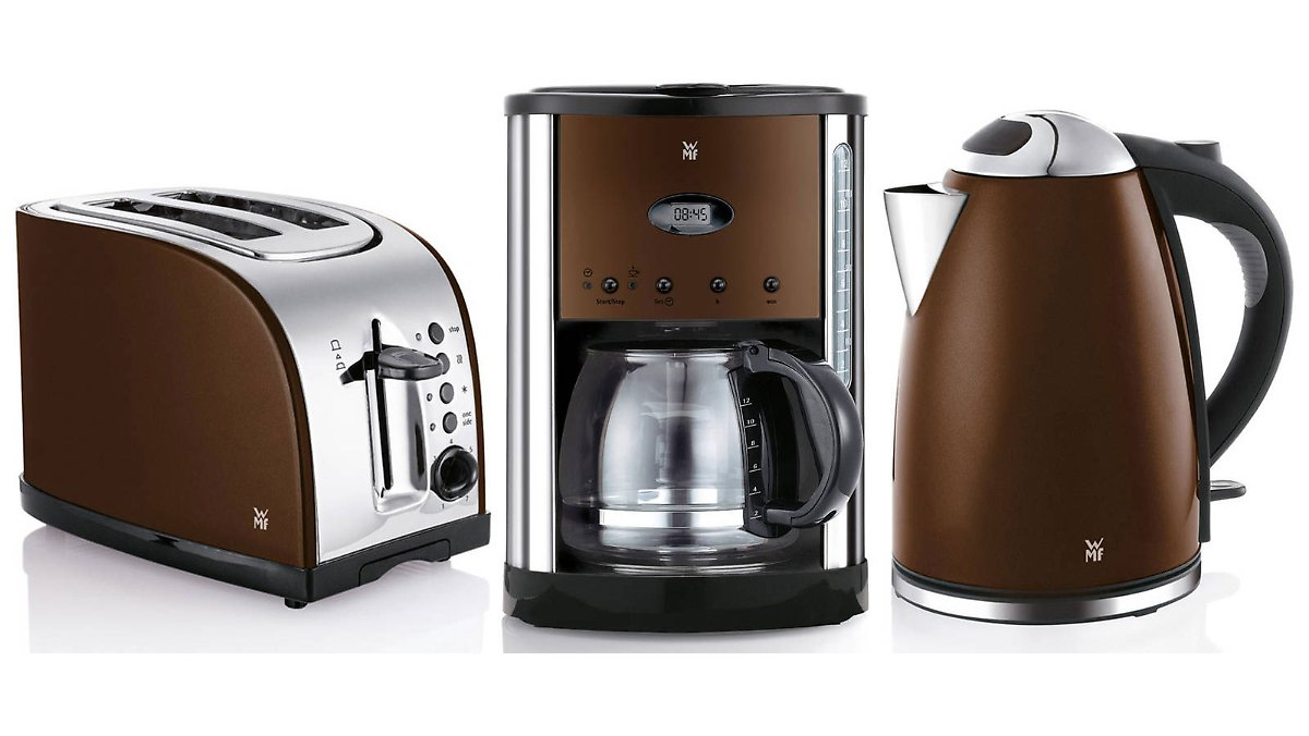 vom toaster bis zum wasserkocher wmf verkauft billig marken n. Black Bedroom Furniture Sets. Home Design Ideas