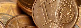 Bei der Abschaffung kleiner Cent-Münzen könnten Firmen zulasten ihrer Kunden aufrunden.