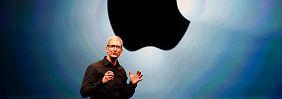 Tim Cook muss wegen Steuerpraktiken zum Rapport: Apple bringt US-Fiskus um Milliarden