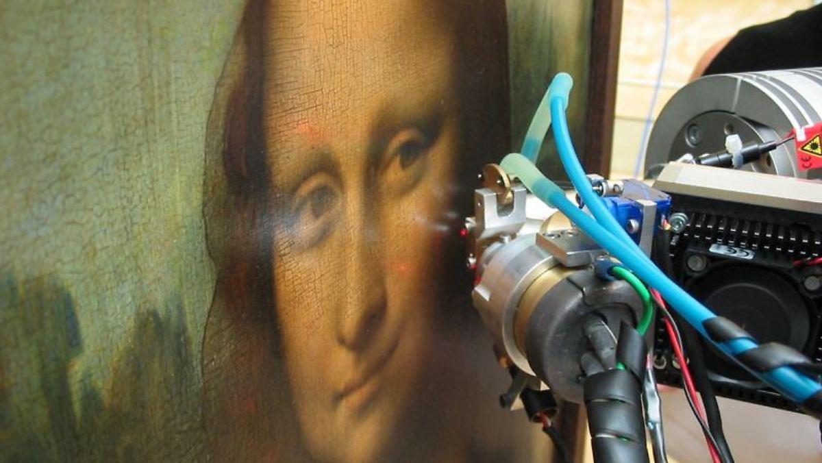 """Geliebter Von Leonardo Da Vinci: """"Mona Lisa"""" War Ein Mann"""