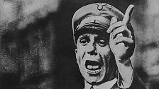 Sprechen ohne Hirn: Alles Nazis, alle Hitler, alle Goebbels!