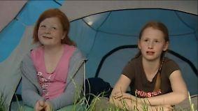 n-tv Ratgeber: Wenn der Garten zum Zeltplatz wird