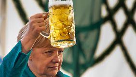 Ein Prosit auf die Biersteuer!