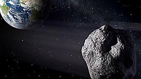 Warnzentrum in Italien eingerichtet: Wie Forscher Asteroiden abwehren wollen