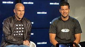 Tipps zum CL-Finale: An wen glauben Ballack und Zidane?